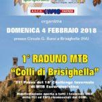 Raduno MTB - 4 Febbraio - Brisighella